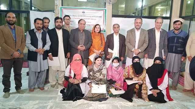 Pashto-Urdu Mushayera held at Pakistan Study Centre