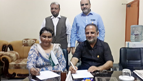 Pakistan Study Centre University of Peshawar and PSC University of Sindh sign MoU