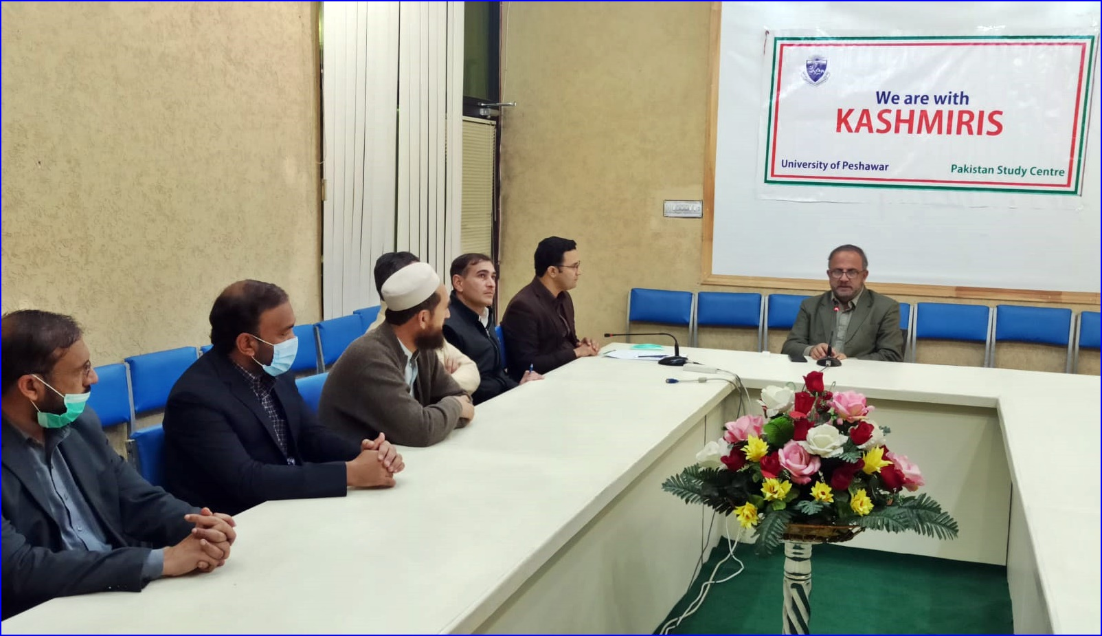 Seminar in connection with Kashmir Solidarity Day